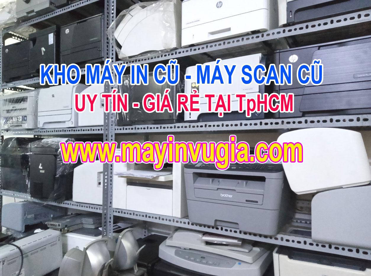 Máy in cũ máy scan cũ