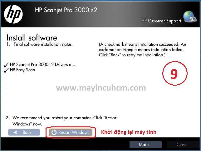 cài máy scan hp 3000 s2