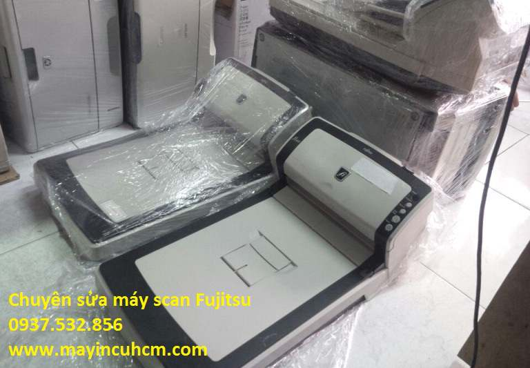 Sửa máy scan fujitsu 6130