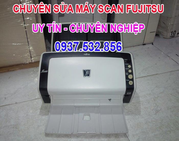 sua máy scan fujitsu