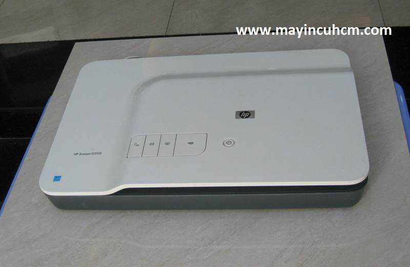 Sửa lỗi cơ máy scan Hp 3010, 3110, 4010, 4050. Epson v33, v37