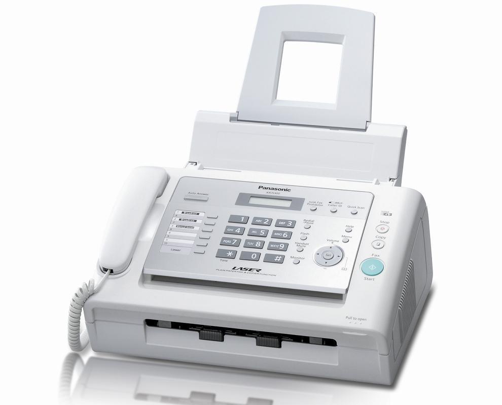 Tài liệu hướng dẫn sử dụng máy fax Panasonic KX-FL 422