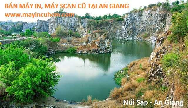 Bán máy in cũ, máy scan cũ giá rẻ tại Tỉnh An Giang