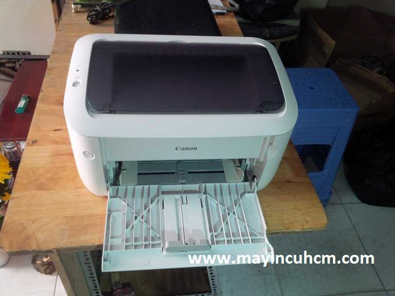 Cài driver máy in Canon LBP 6030 Win7, 8, 10
