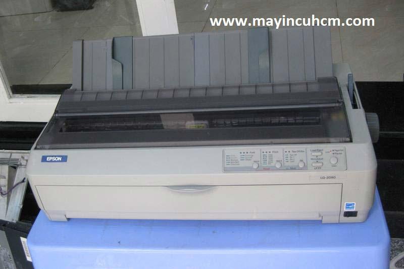 Máy in kim Epson LQ 2090 cũ