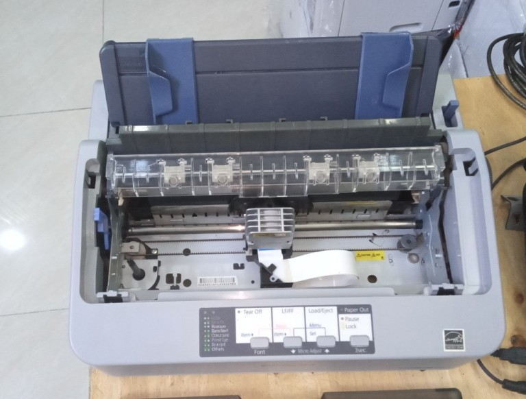 Máy in kim Epson LQ 310 cũ