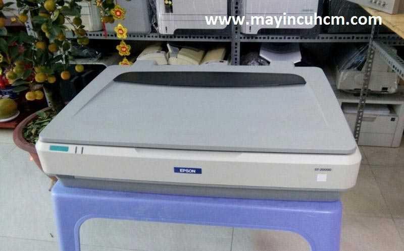 Máy scan A3 Epson Gt 20000 cũ