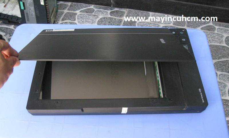 Sửa lỗi bản scan bị mờ ở máy scan Epson V10, V20, V30, V33, V37