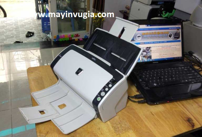Máy scan Fujitsu Fi 6125 cũ