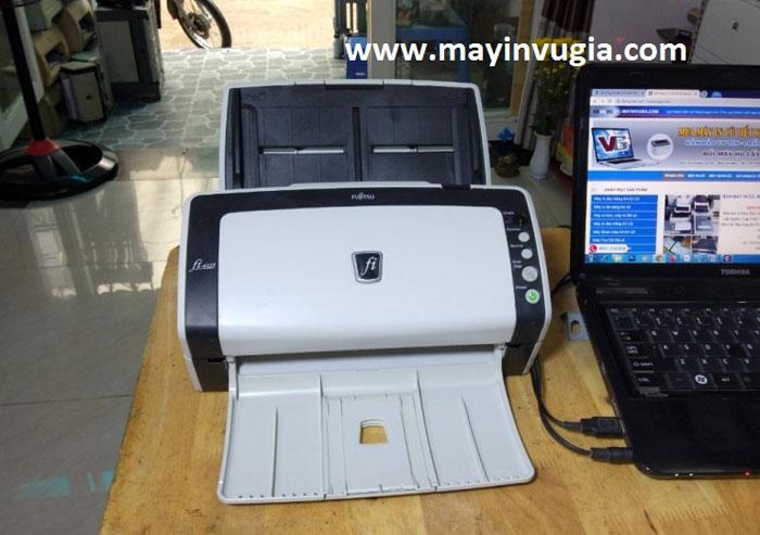 Máy scan Fujitsu Fi 6130 cũ