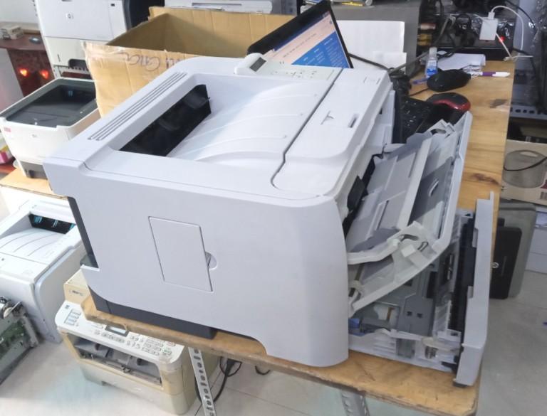 Hướng dẫn lắp đặt và sử dụng máy in Hp laser P2055d, 2055dn