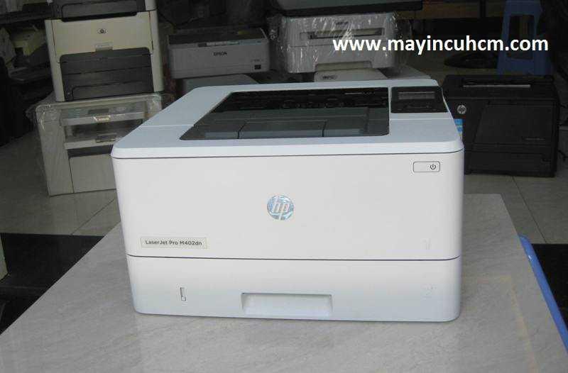 Máy in HP Pro M402n cũ