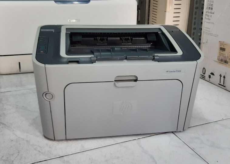 Máy in Hp laser P1505 cũ