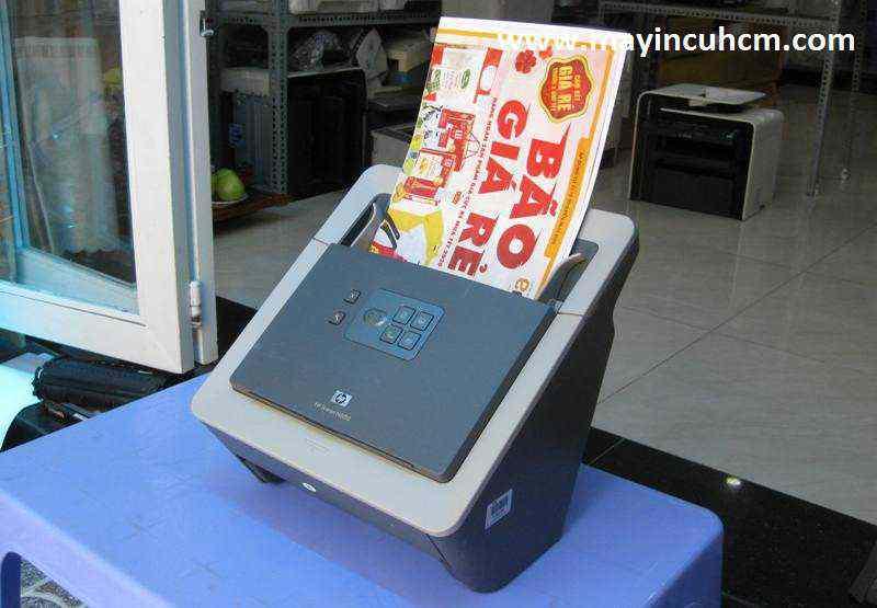 Cách sửa máy scan tự chạy 2 mặt, bản scan bị sọc, bị mờ