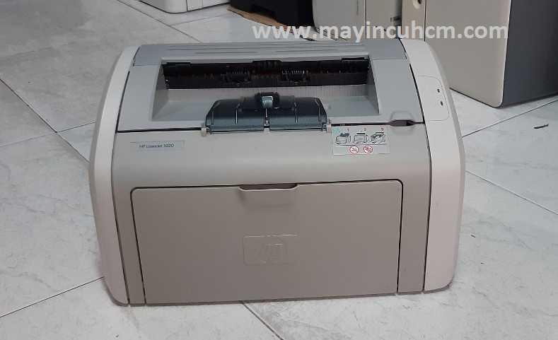 Máy in Hp Laserjet 1018 cũ