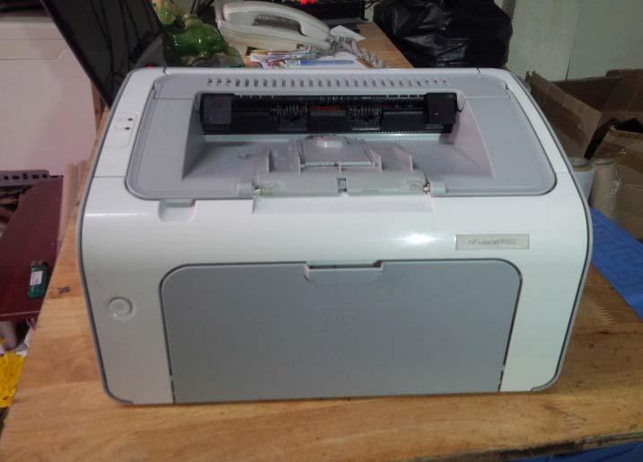 ban Máy in Hp laser P1102 cũ