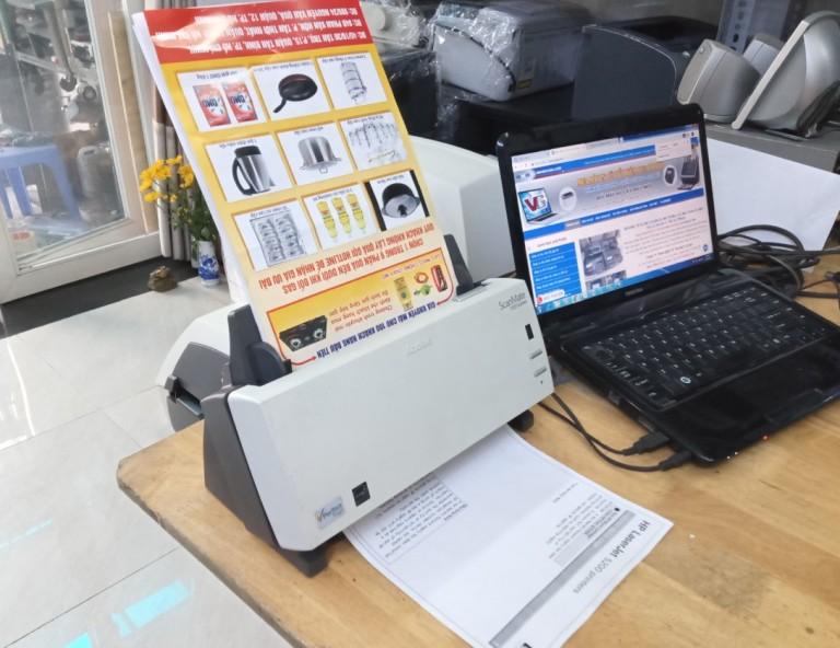 Hướng dẫn cài đặt sử dụng  máy Scan Kodak i1120