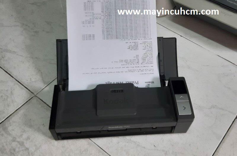 Máy scan Kodak i920 cũ