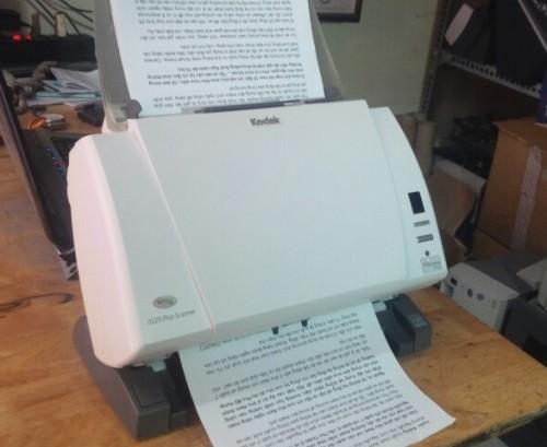 Máy scan Kodak i1220 cũ
