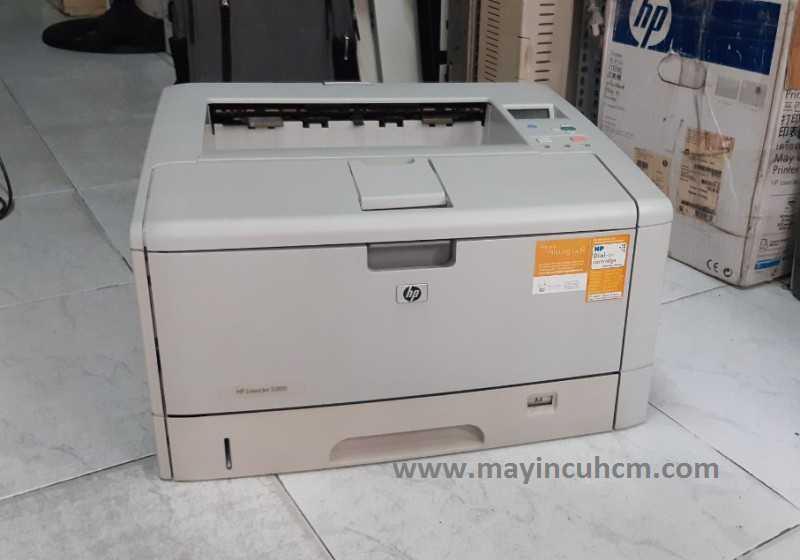 Những mã lỗi thường gặp ở máy in HP Laserjet A3 A4