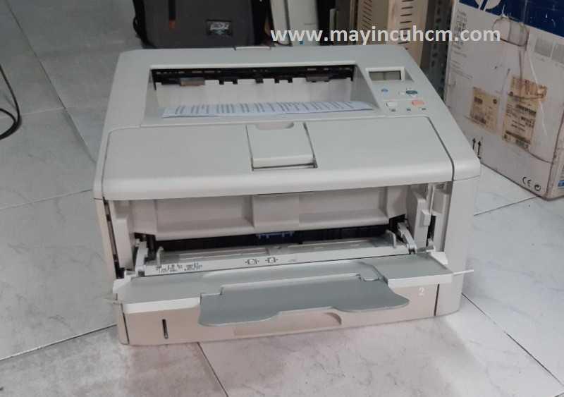Cài driver máy in Hp Laserjet 5200 Win7, 8, 10