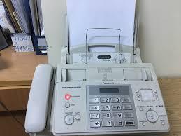 Máy fax Panasonic Fp 711 cũ