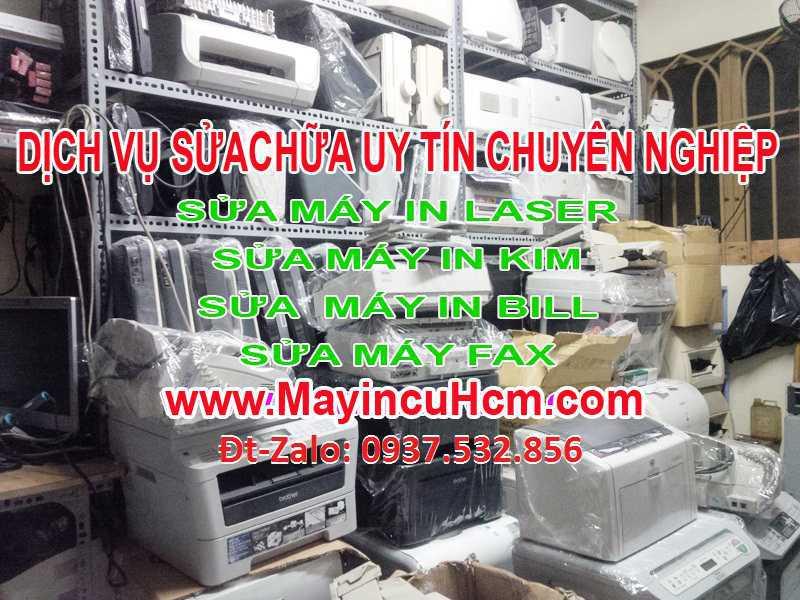 Dịch vụ sửa máy in chuyên nghiệp giá rẻ Tphcm 0937.532.856