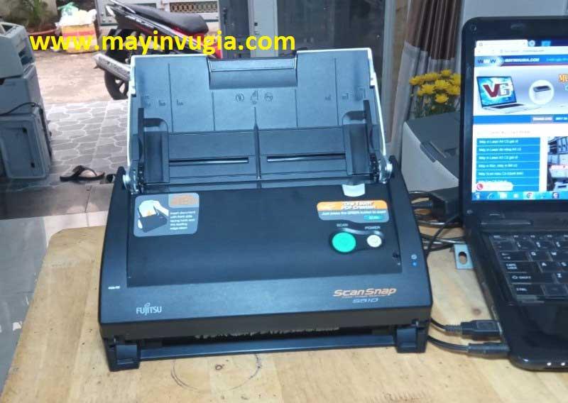 Máy scan Fujitsu S510 cũ