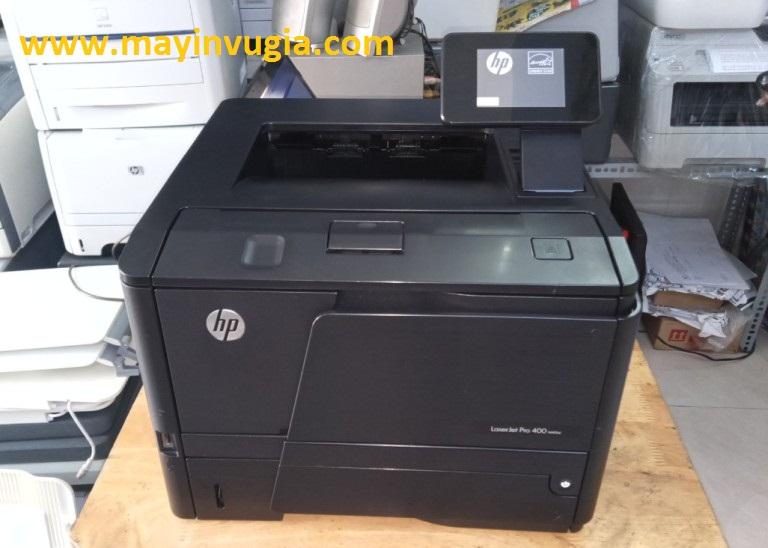 Máy in HP laser Pro 401dn cũ