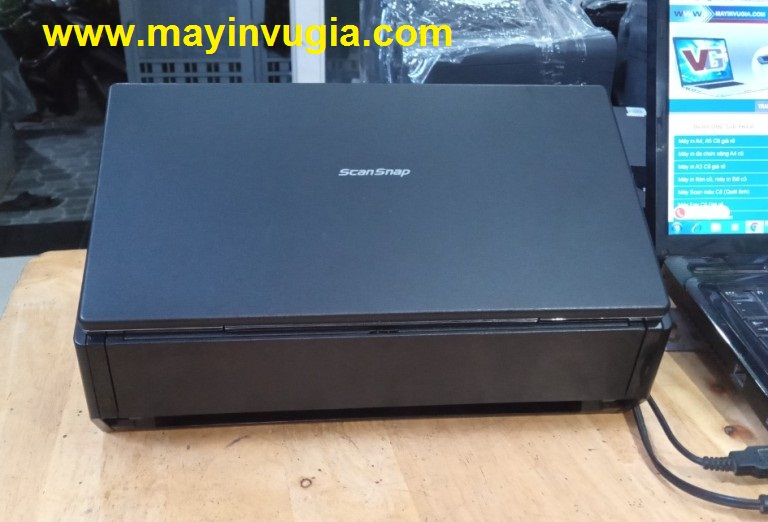 Máy scan Wifi Fujitsu ix-500 cũ