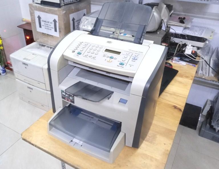 Máy in Hp Laser 3050 cũ