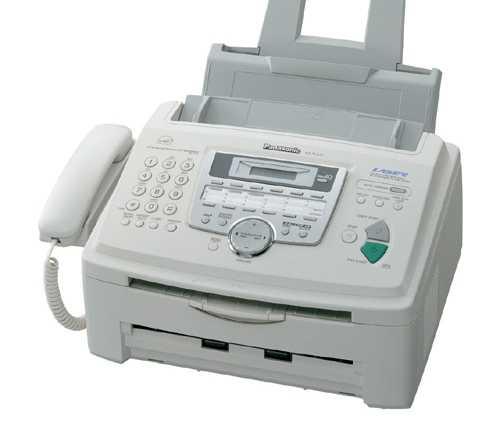 Hướng dẫn sử dụng máy fax Panasonic KX-FL 612