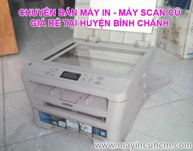Bán máy in cũ, máy scan cũ giá rẻ tại Huyện Bình Chánh