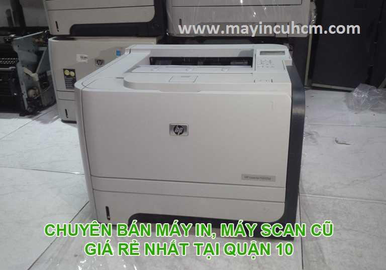 Bán máy in cũ, máy scan cũ giá rẻ tại Quận 10