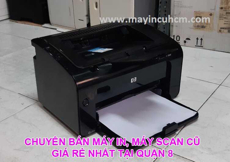 Bán máy in cũ, máy scan cũ giá rẻ tại Quận 8
