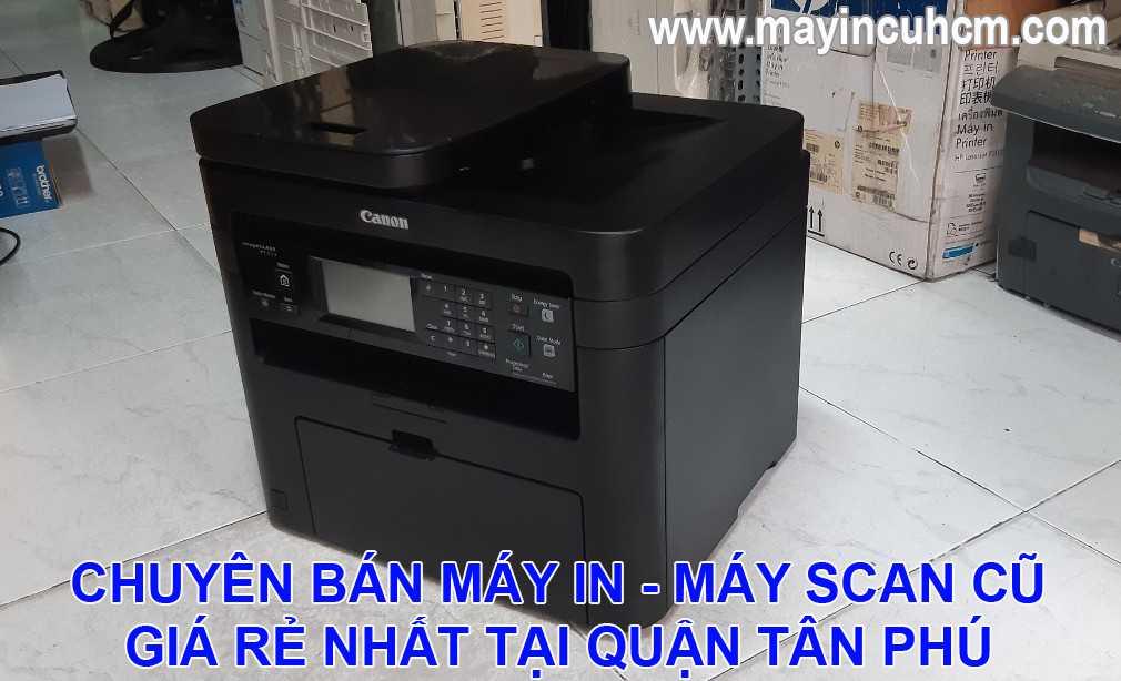 Bán máy in cũ, máy scan cũ giá rẻ tại Quận Tân Phú