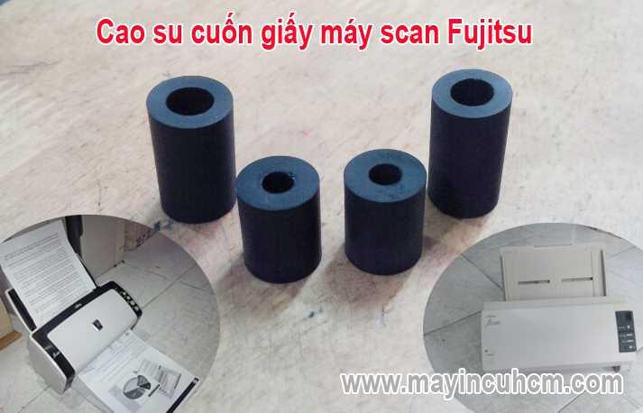 cao su cuốn giấy  scan fujitsu 6130, 6125, 6140, 6230…