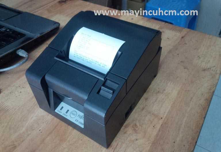 Máy in bill Fujitsu Fp1000 cũ