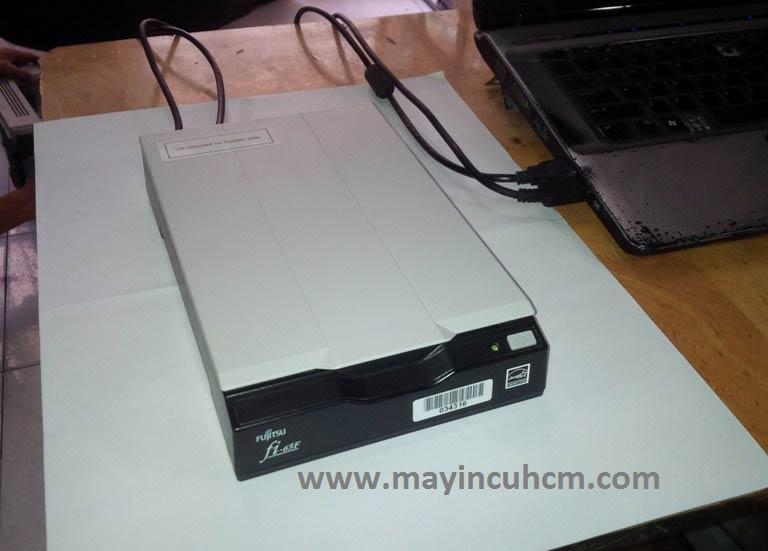 Bán Máy scan Fujitsu Fi65 cũ