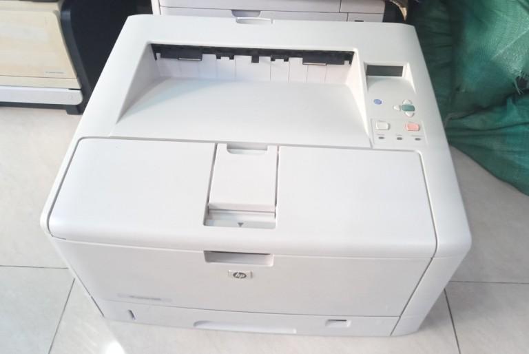 Máy in A3 Hp laser 5200dn cũ