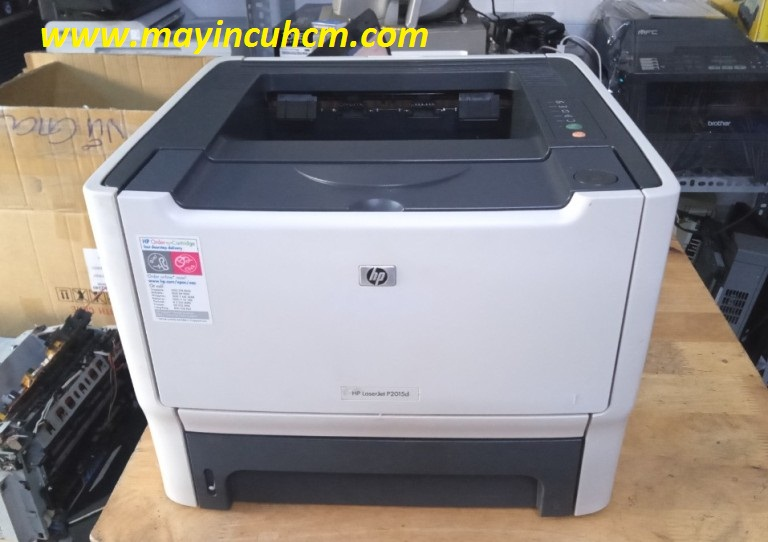 Máy in Hp laser P2015 cũ