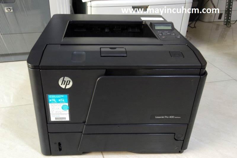 Máy in HP Pro M401DN cũ