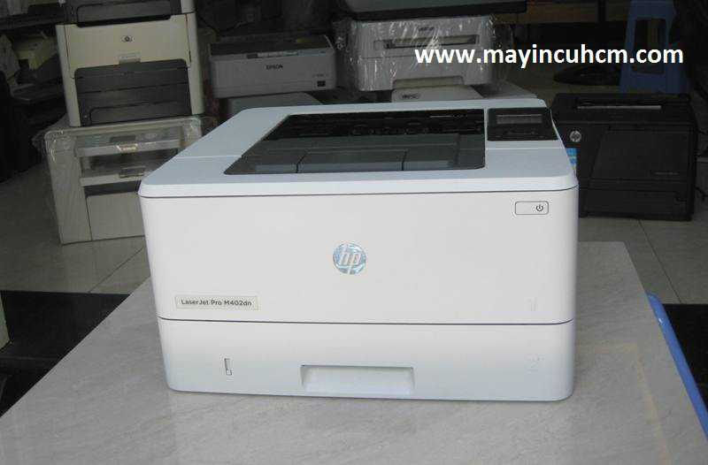 Máy in HP Pro M402dn cũ