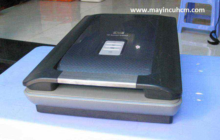 Sửa lỗi bản scan bị mờ ở máy scan Hp G4010, G4050