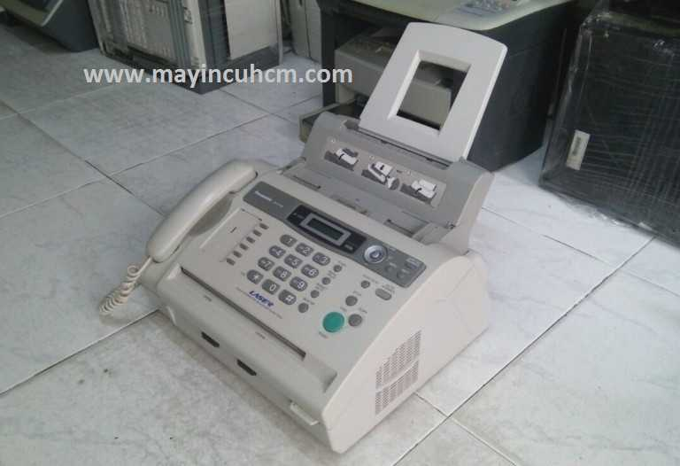Tài liệu hướng dẫn sử dụng máy fax Panasonic KX-FL 402