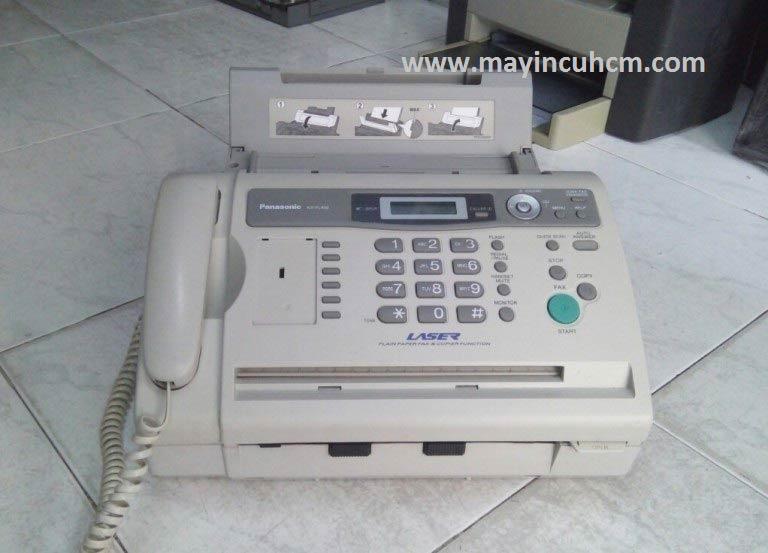 Máy Fax Panasonic FL 402 cũ