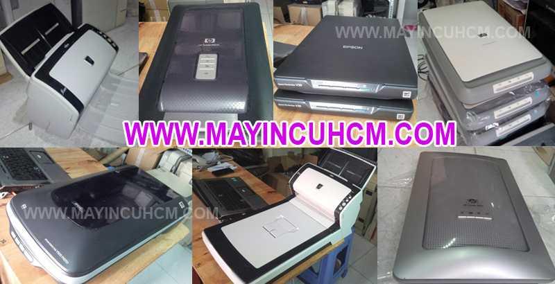 Thu mua máy Scan (quét ảnh) cũ hư giá cao HCM 0937.532.856