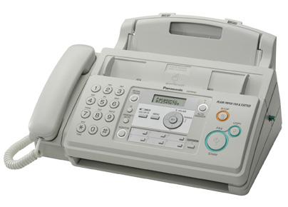 Hướng dẫn sử dụng máy fax Panasonic KX-FP 701