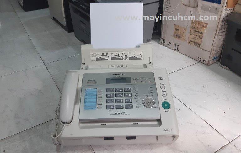 Máy fax panasonic FL 422 cũ