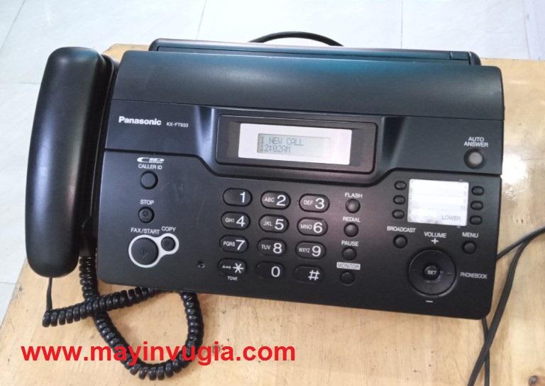 Máy fax Panasonic 933 cũ